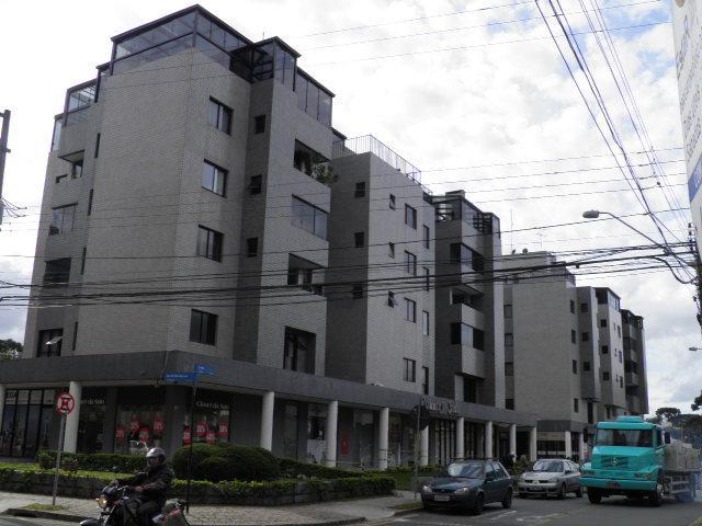 Apartamento – Av. Nossa Senhora da Luz, 251 – Edifício Country Side – Bacacheri – Ref. 3296