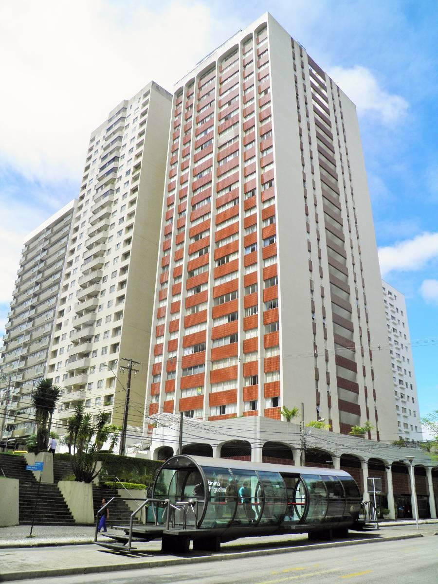 Apartamento 13º Andar 3 Dorm. 1 Vaga 102m² Bigorrilho – Ref. 3268
