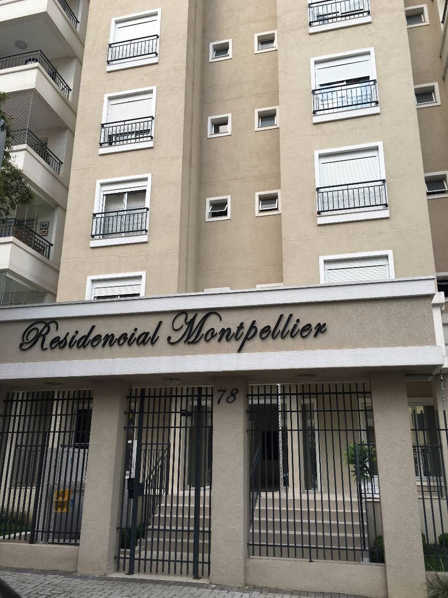 Apartamento 3 Dorm Suíte 2 Vagas 5º Andar Sacada Churrasqueira Alto da XV – Ref. 3278