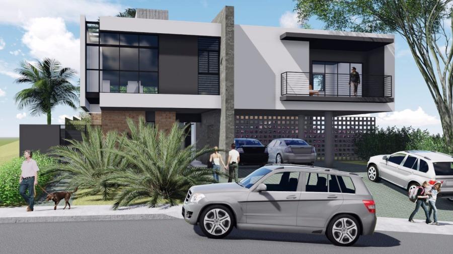 Residência em Condomínio – Rua Erva Mate, 300 – Condomínio Alameda das Araucárias – Santa Felicidade – Ref. 3360