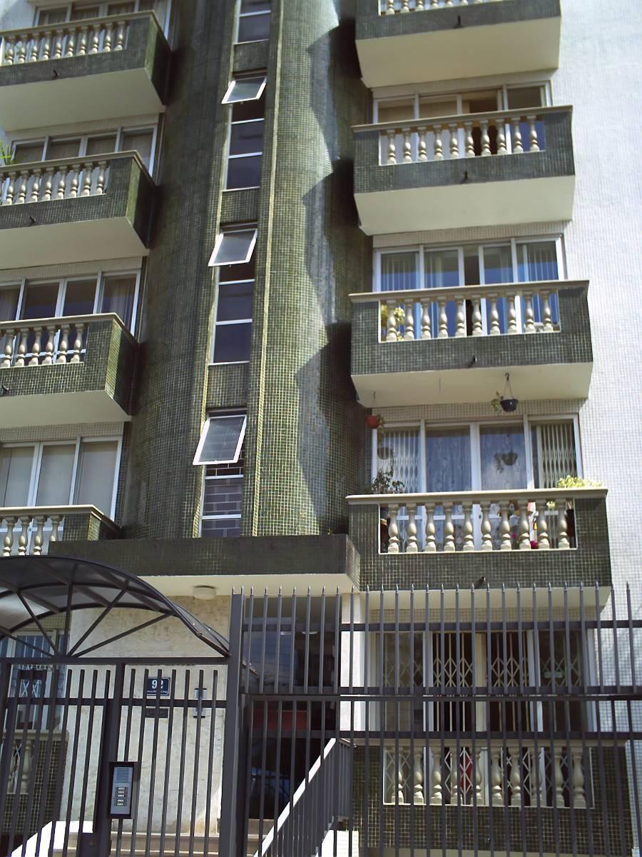 Apartamento – Tv. Abílio Cesar Borges, 92 – Edifício Doutor Aurélio Rótolo – Bigorrilho – Ref. 3379