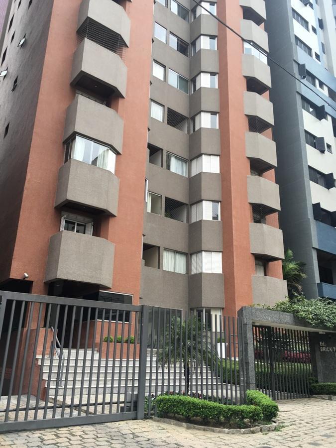 Apartamento – R Bruno Filgueira, 2160, Apto 303 – Edifício Brick Tower – Bigorrilho – Ref 3382
