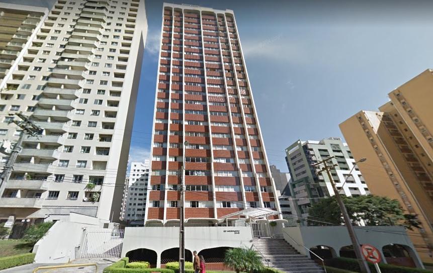 Apartamento 21º Andar – 03 Dorm 02 Vagas Paralelas 01 Suíte 167m²  – Bigorrilho – Ref. 3388