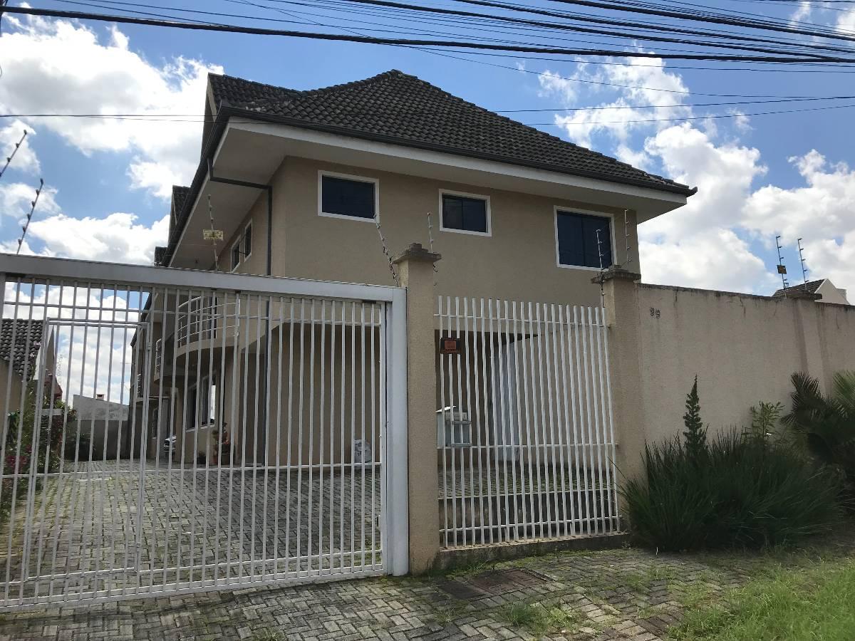 Sobrado – 03 Dorm 01 Vaga – Rua Estephano Reva, 99 – Santa Felicidade – Ref 3385