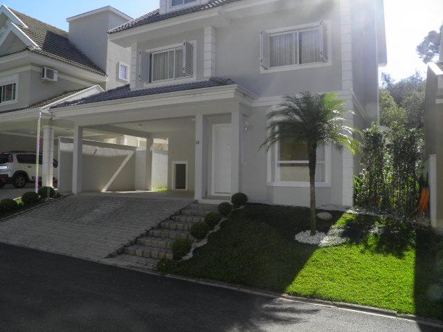 Casa – Residencial La Villete – Rua Jose Risseto, 698 – Santa Felicidade – Ref. 3157