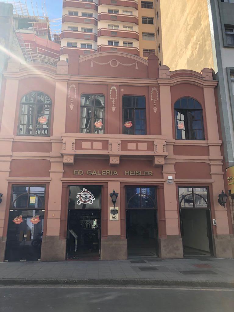 Conjunto Comercial Rua Riachuelo 54m² – Centro Ref. 3407