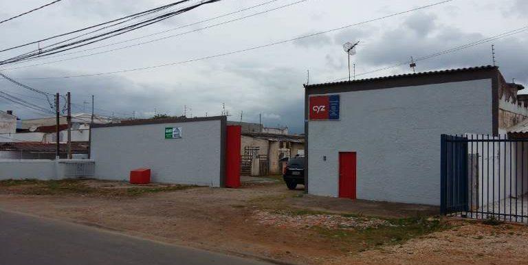 Barracão Herique Coelho Neto 1