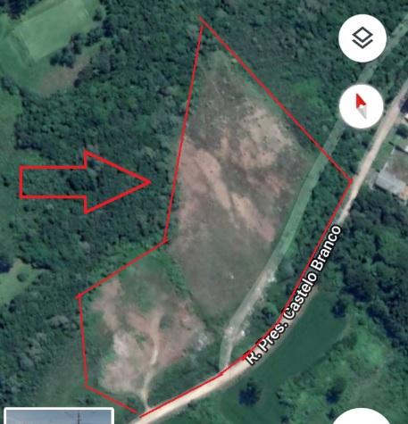 Terreno Excelente em Área Industrial Localização Av. Castelo Branco – Lote com 15.305,60 m²  Ref. 3405