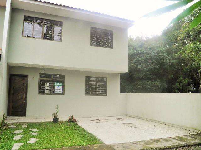 Sobrado 110M² 3 Dorm. 1 Suíte 1 Vaga Condomínio Fechado Barreirinha Ref. 3119