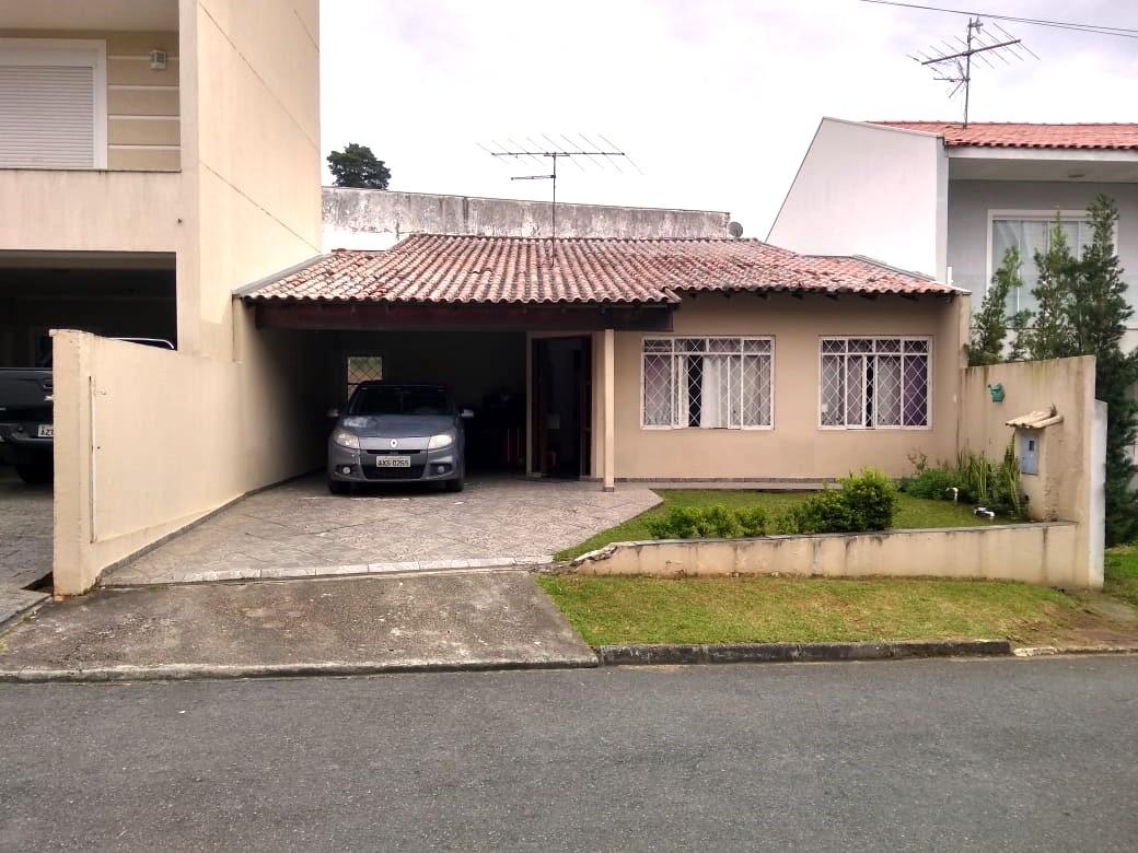 Casa Térrea Condomínio Fechado 120M² 3 Dorm. 3 Vagas Edícula Santa Cândida Ref.8038