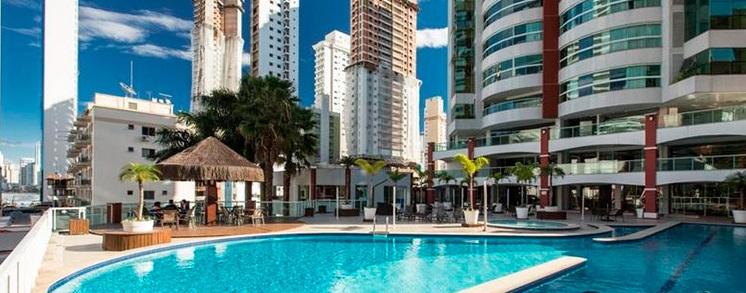 Apartamento 127,17M² 3 Suítes, 3 Vagas Balneário Camboriu Lazer Completo