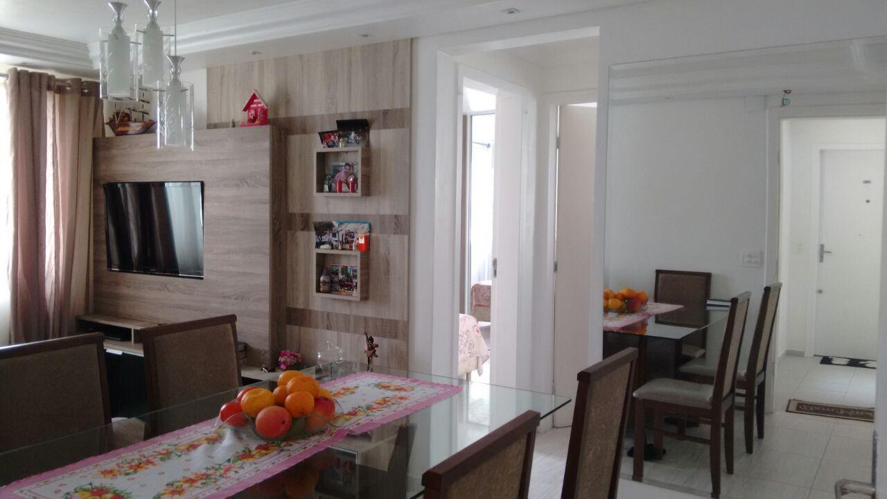 Apartamento 2 Dorm. 1 Vaga Barreirinha