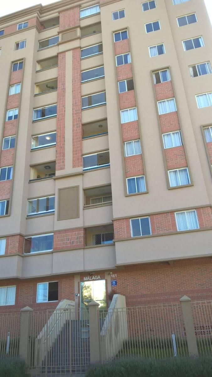 Apartamento  2 Dorm. 1 Suíte 78 m² 5º Andar Sacada com Churrasqueira 1 Vaga Campina do Siqueira Ref. 8042