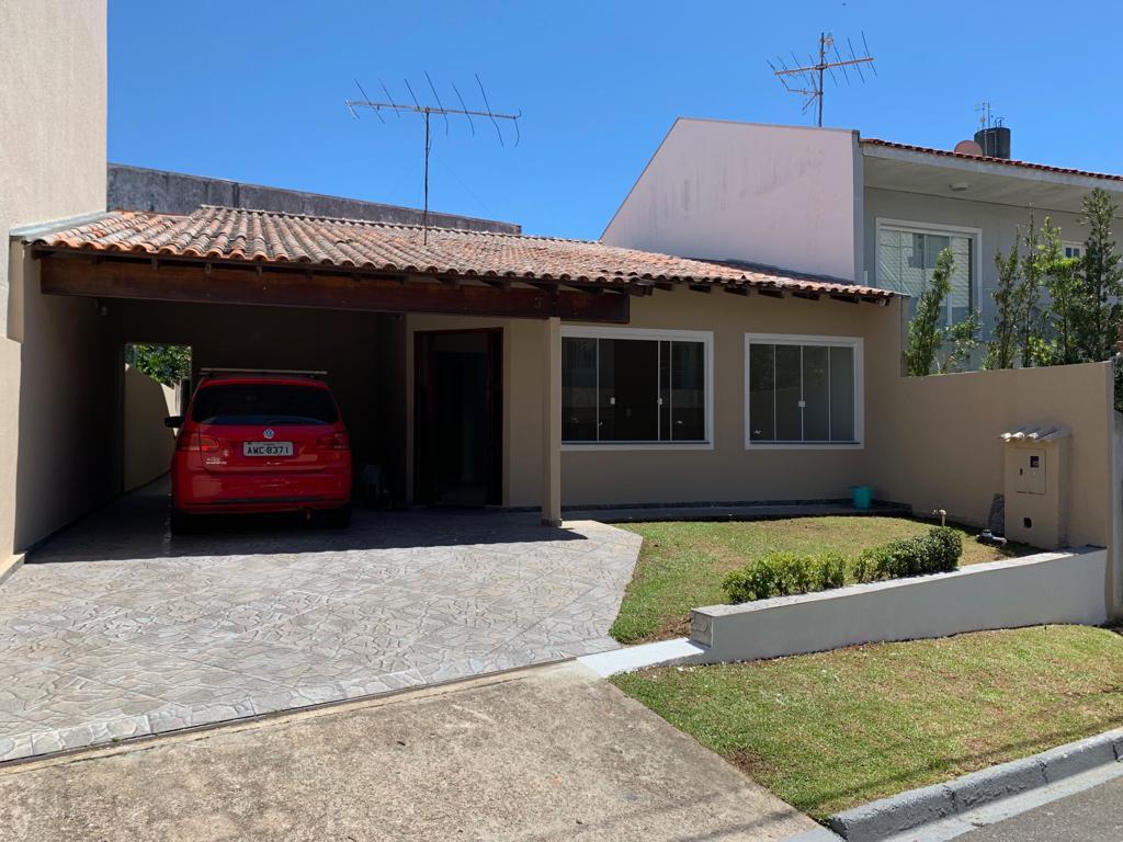 Casa Térrea Condomínio Fechado 120M² 4 Dorm. 1 Suíte 3 Vagas Edícula Santa Cândida Ref.8038