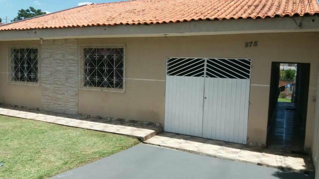 Excelente Casa 110m² 3 Dorm. 2 Vagas  Edícula Churrasqueira Sítio Cercado Ref. 8504