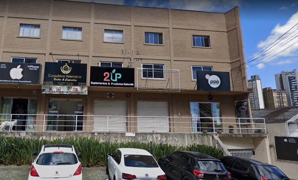 Loja 33m² Com Mezanino Rua Frederico Cantarelli, 191 Loja 2 Bigorrilho – Ref. 8504