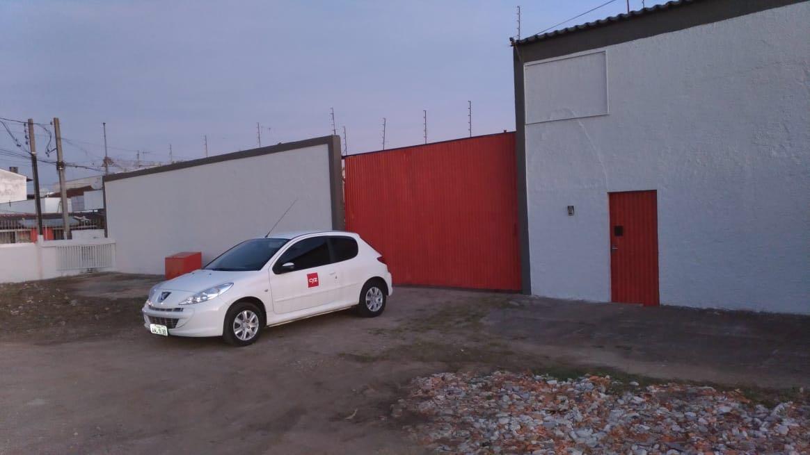 Barracão Comercial (Fundos) 250m²  Vargem Grande – Pinhais Ref. 3211