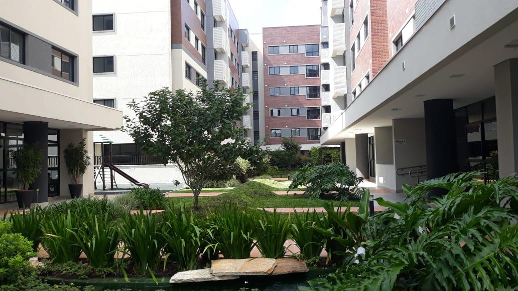 Apartamento Mobiliado 2 Dorm. 2 Vagas Ao Lado Parque Barigui Santo Inácio Ref. 8647