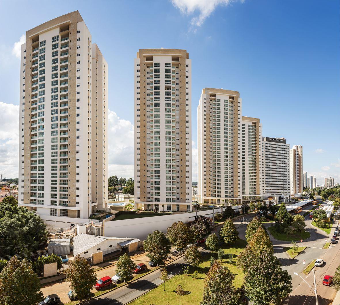 Excelente Apartamento 4 Dorm. 1 Suíte 218 m² 9º Andar Sacada Churrasqueira 2 Vagas Ecoville Ref. 8093