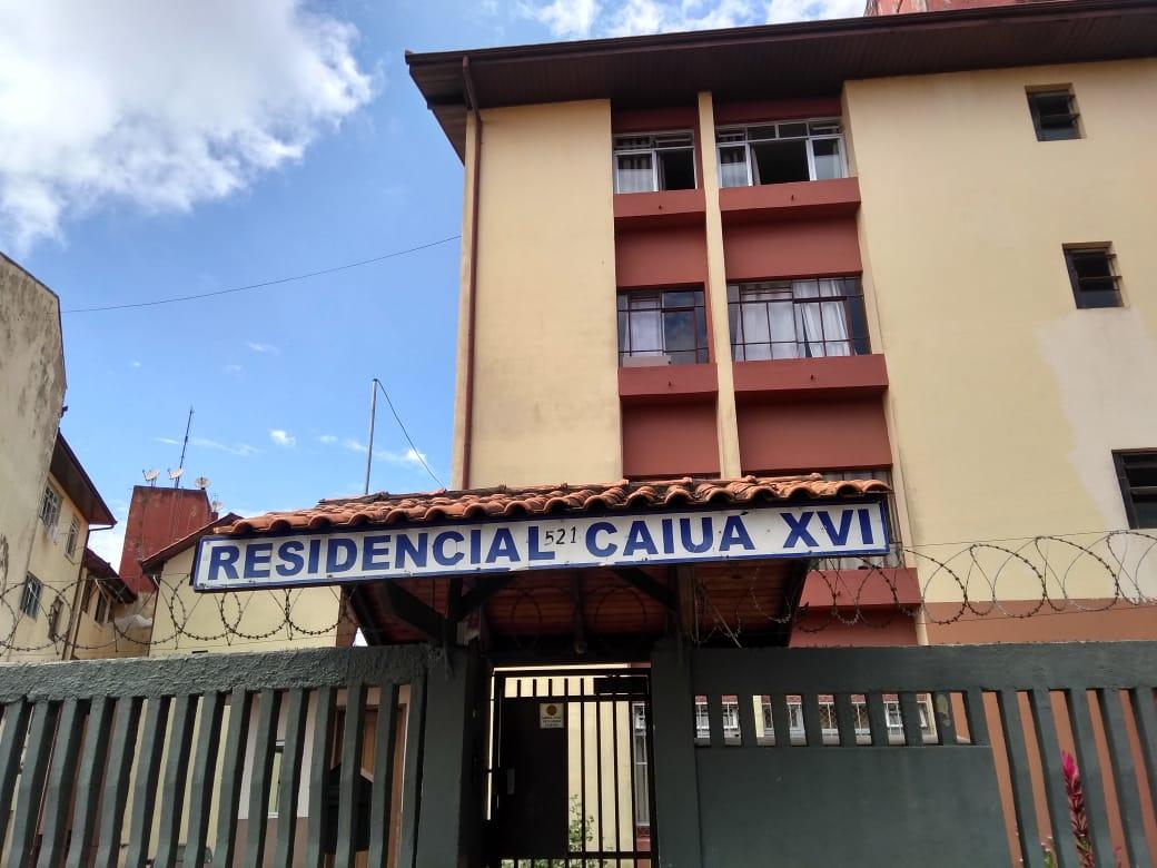 Apartamento Térreo 54M² 2 Dorm. 1 Vaga Rua Rosa Rigoni Landal 521 Caiuá Ref. 8092