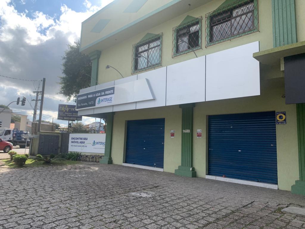 Loja Térrea 90M² Via Veneto Esquina Com Saturnino Miranda Santa Felicidade Ref. 8506
