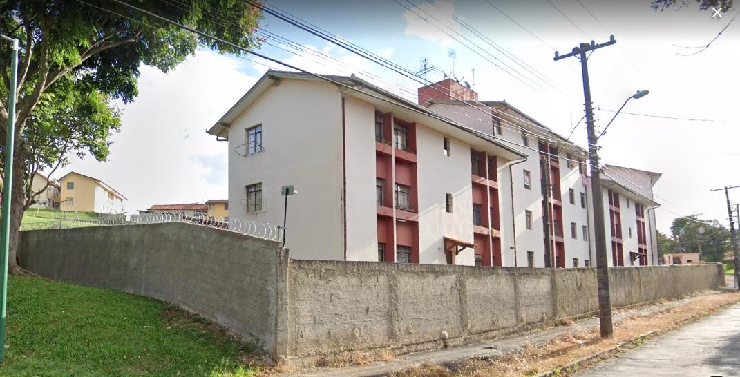 Apartamento 47m² 2 Dorm 1 Vaga 3º Andar Barreirinha Ref. 8608
